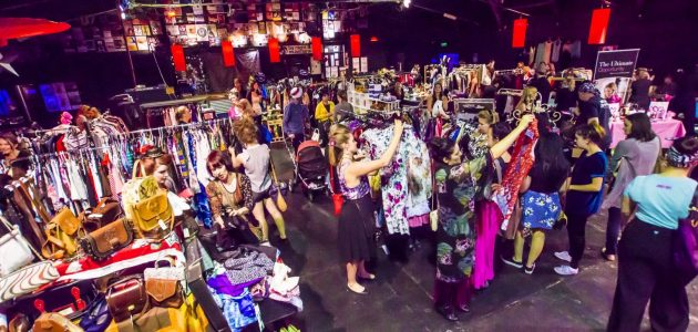 Tiki Queen Vintage hits the Perth International Burlesque Festival