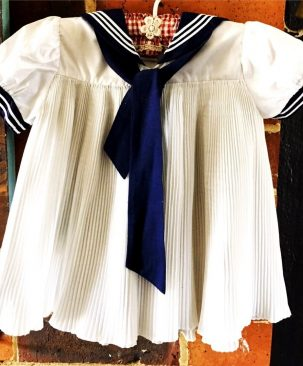 Babies sailor dress