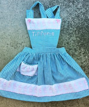 Toddlers pinafore
