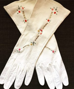 chamois gloves