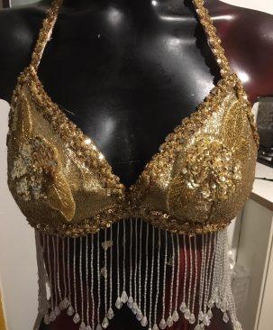 Burlesque bra