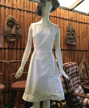 Leon Haskin dress